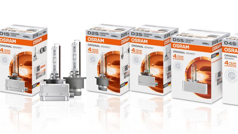 Garantieprozess für XENARC ORIGINAL Scheinwerferlampen