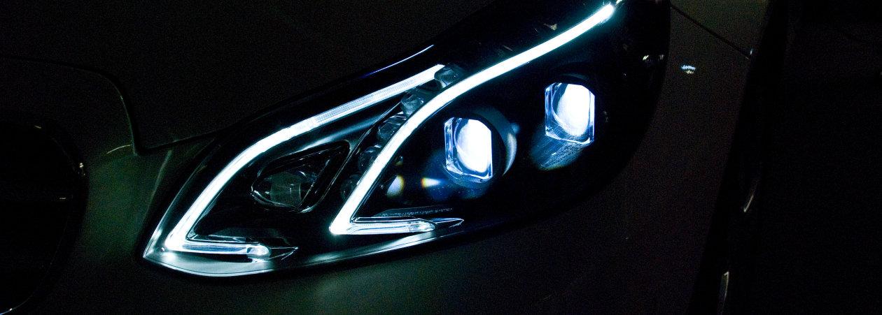 Smart Pixel headlights