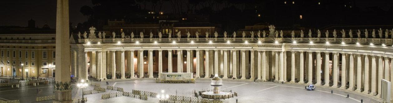 Petersplatz, Vatikan, Rom