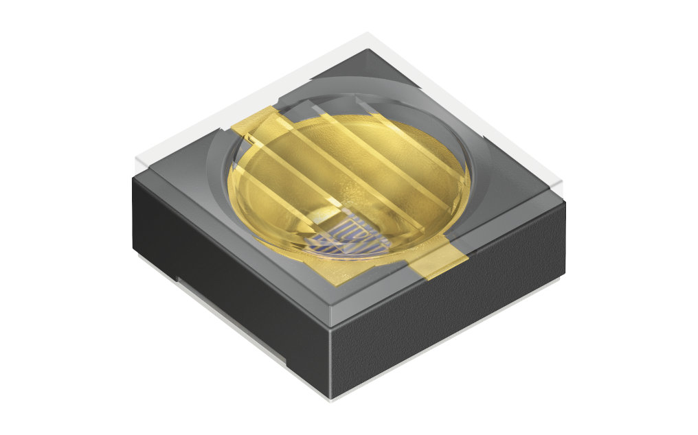 Sicherheit im Blick: Infrarot-LED für Iris-Scanner schützt vor Eindringlingen