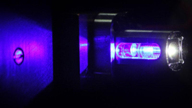 Auszeichnung für Laserlicht von OSRAM