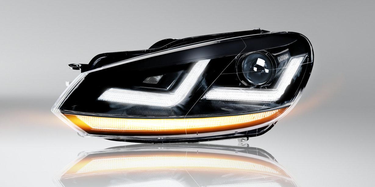 LEDriving XENARC für Golf VI Scheinwerfer