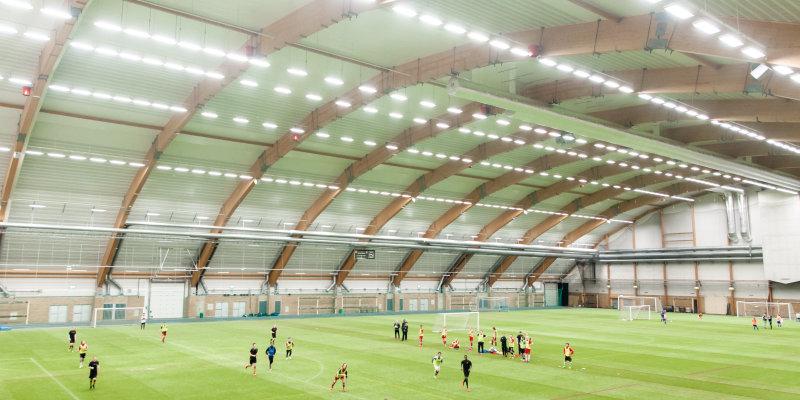 Licht für Freizeit und Sport
