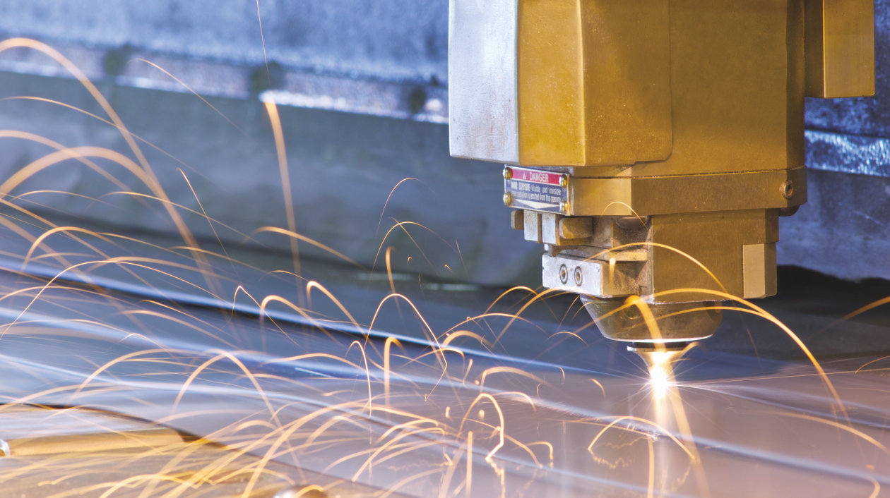 Application - High Power Laser Bar for Industrial Applications