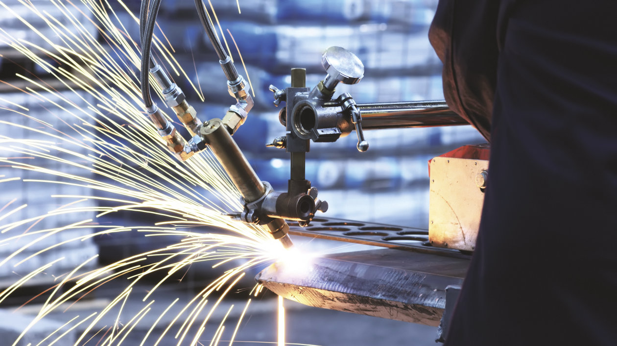 Application - High Power Laser Bars for Industrial Applications