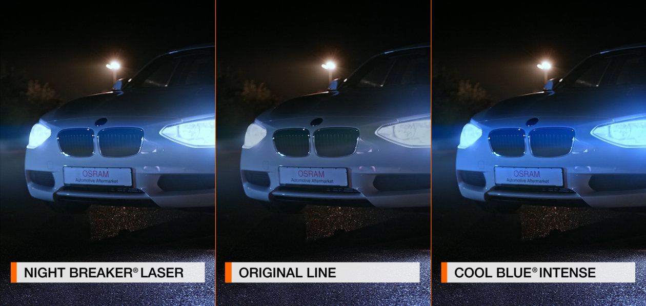 Verschiedene Autos – verschiedene Scheinwerfer – verschiedene Anforderungen