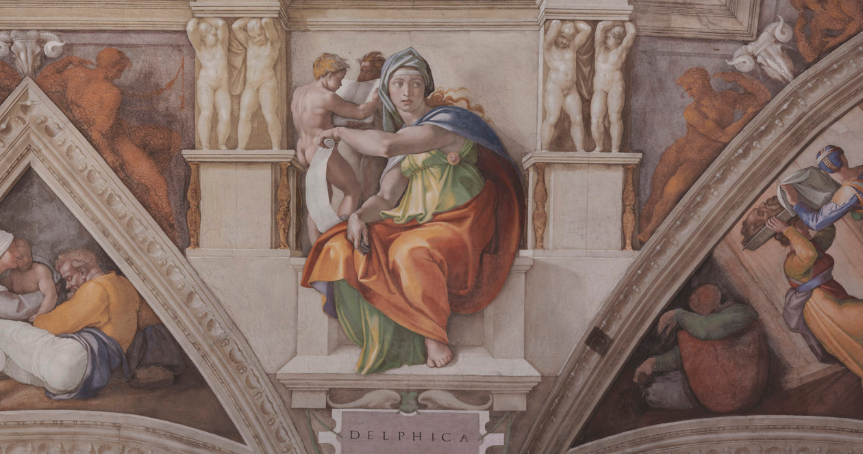 Sixtinische Kapelle ©Copyright – Governatorato dello Stato della Città del Vaticano – Direzione dei Musei