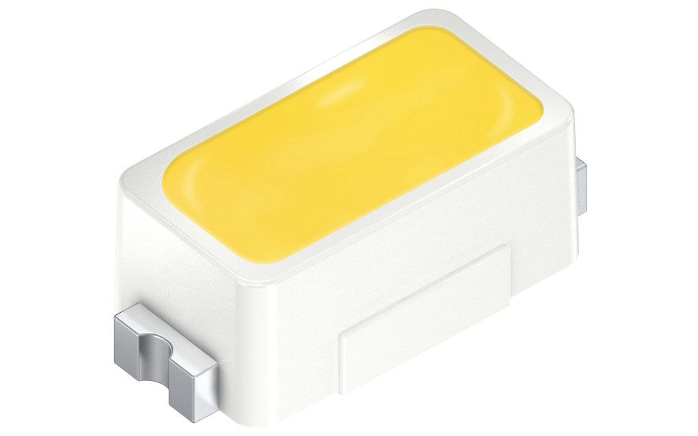 Topled E1608: Die neue Generation der Osram-Erfolgs-LED setzt beim Miniaturisierungs-Trend einen neuen Maßstab
