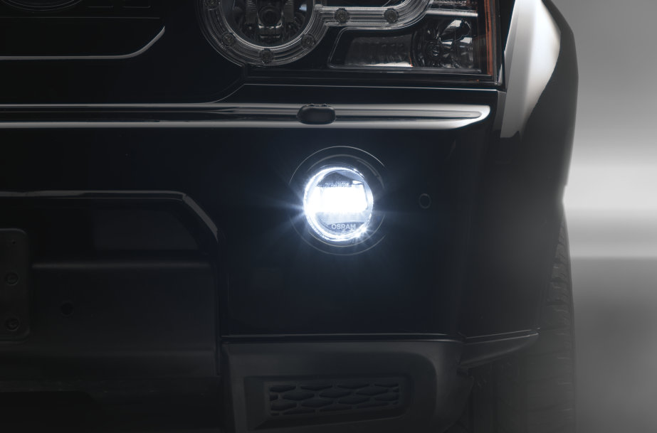 OSRAM LEDriving fog lights: Installation tutorial for FOG, FOG PL and F1
