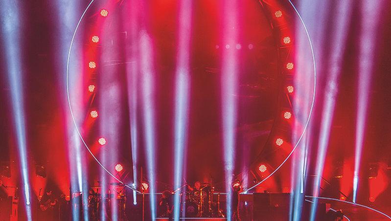 Konzertbeleuchtung