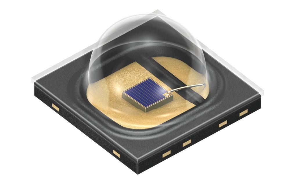 Reibungslos durch automatische Schranken: Infrarot-LED erleichtert das Auslesen von Kennzeichen