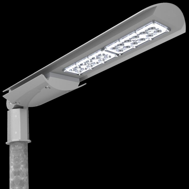 Bright light: Oslon Square LEDs in GAMAStreet luminaires