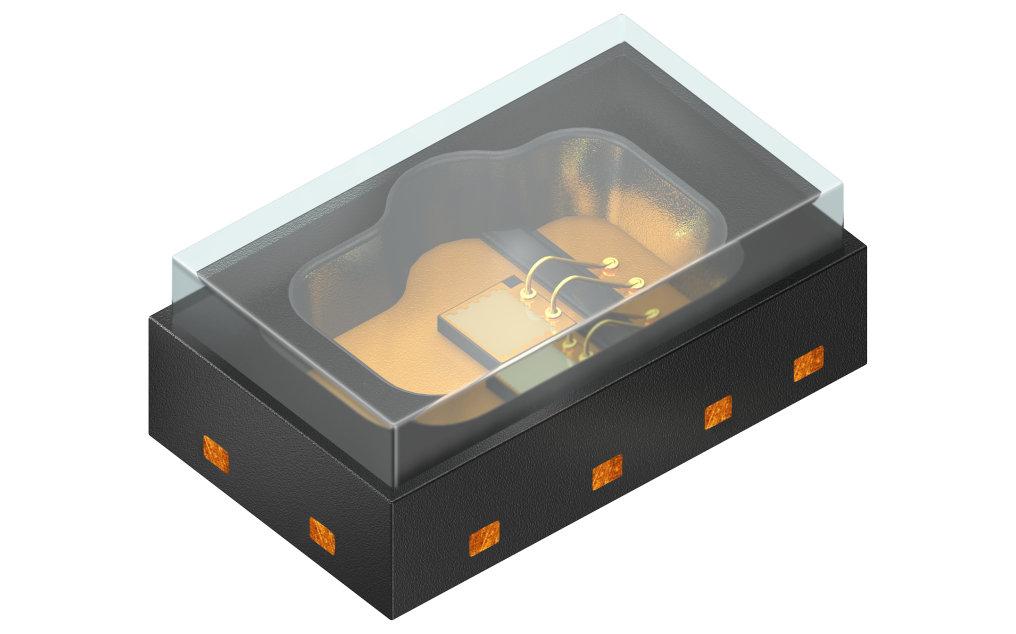 Mit seiner neuen Produktfamilie Bidos präsentiert Osram Opto Semiconductors seinen ersten VCSEL. Dieser kombiniert die herausragenden technischen Eigenschaften einer IRED mit denen eines Lasers.