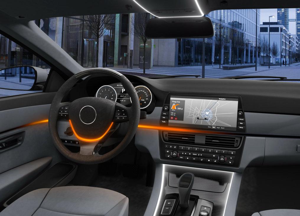 Mit der fortschreitenden Entwicklung hin zum autonomen Fahren steigen auch die Anforderungen an die jeweiligen Lichtquellen. Eine Lösung für dynamische Beleuchtungsszenarien ist die Osire E4633i.