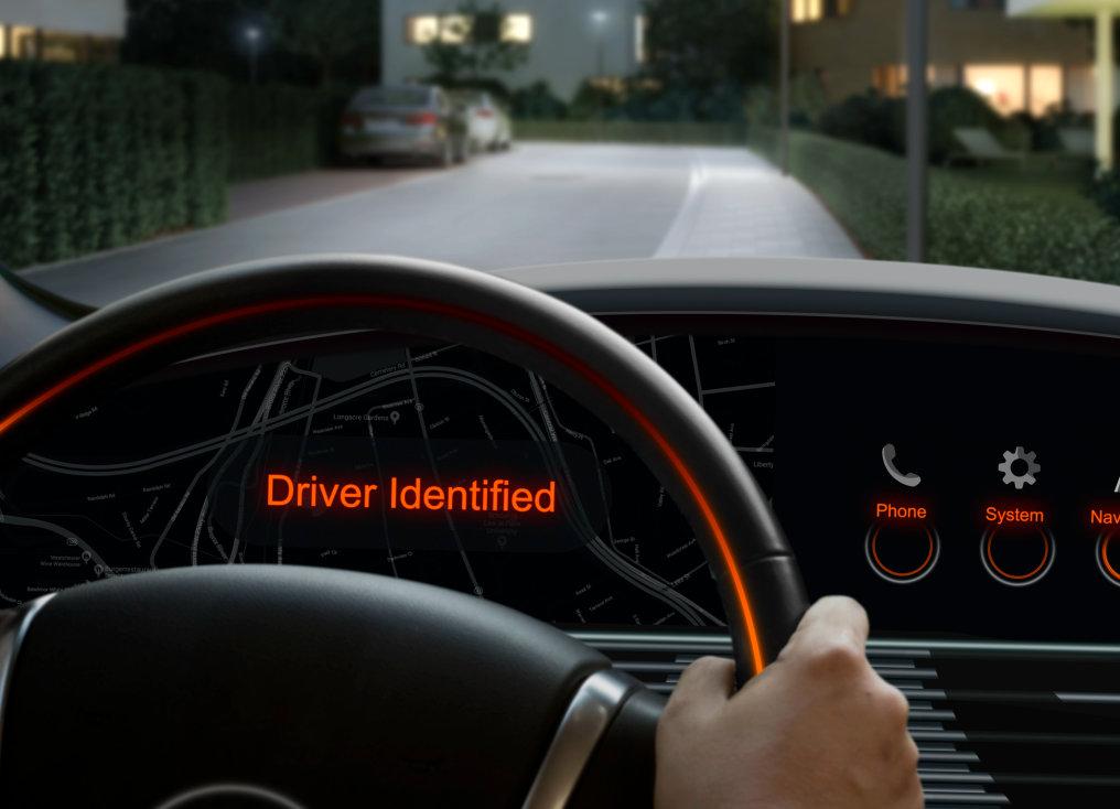 Osram macht Autoschlüssel überflüssig: Entriegelung via Iris Scan und Gesichtserkennung