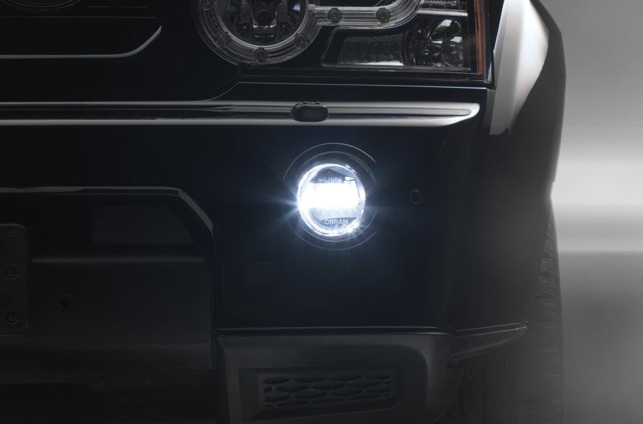 LEDriving Nebelscheinwerfer Installationsvideo