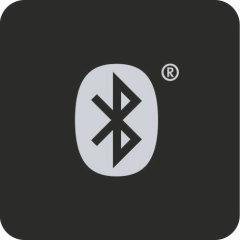 Bluetooth aktivert