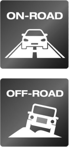 on-road & off-road