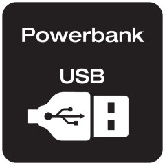 Powerbank-Function