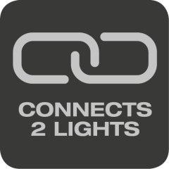 Podłączenie dwóch źródłeł światła