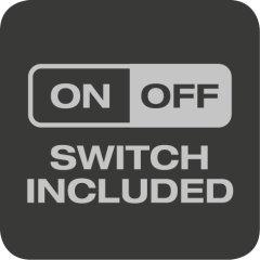 Zintegrowany przycisk on/off