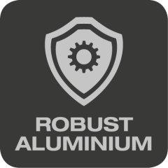 Masszív alumínium