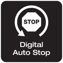 Цифровой с функцией автоматической остановки