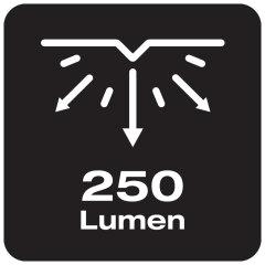 250 Lumen