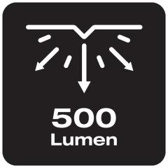 500 Lumen