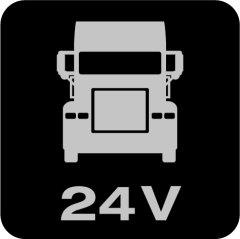24V compatible