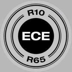 ECE Certified - ECE R65 & ECE R10