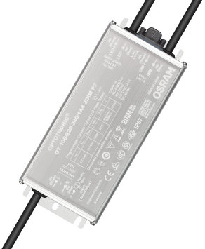 OPTOTRONIC Constant current LED power supplies with 2DIM/NFC (IP67)