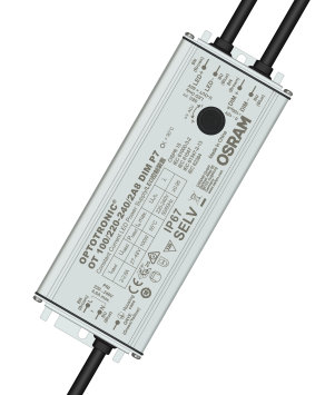 OPTOTRONIC Constant current LED power supplies with 0…10 V (IP67)