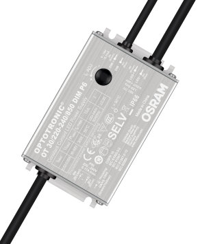 OPTOTRONIC Constant current LED power supplies with 0…10 V (IP66)