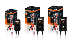 Smart battery chargers