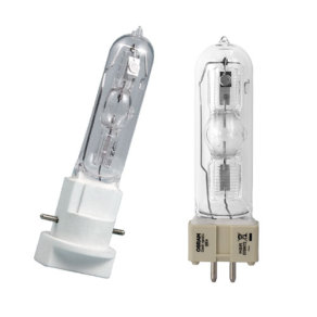 HSR and HSD Metal Halide Lamps