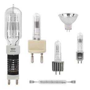 Halogen & Incandescent - Medium Voltage (75V-130V)