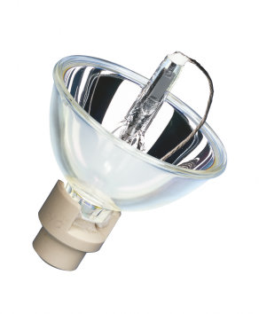 XBO Xenon short-arc lamps with reflector 75…300 W