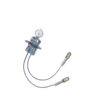 Halogen lamps, current-controlled with PK30d base