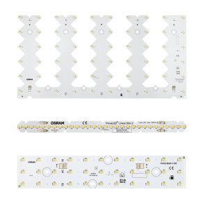 Light Engine y módulos LED para luminarias lineales y cuadradas