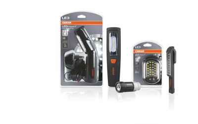 LED inspection lights for personal use