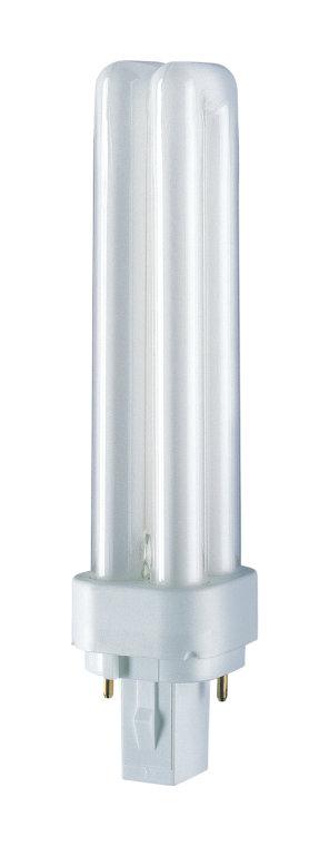 Osram Leuchtstofflampe G24Q-1 DULUX D//E 10W//840 Cool White