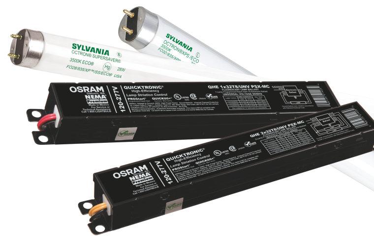 QUICKTRONIC PROStart T8 QHE/120-277 | OSRAM DS