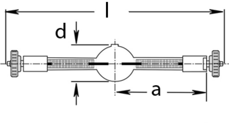 OSRAM HTI 1200w //D7//75 SHARXS SFc10-4 Base metal halide light bulb