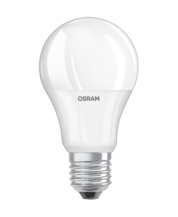 E27 827 NODIM 60W Osram LED Kopfspiegel-Birnenlampe STAR RETROFIT 7W