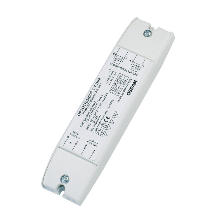 CV Dimmers with 1…10 V OT DIM /10-24 | OSRAM DS