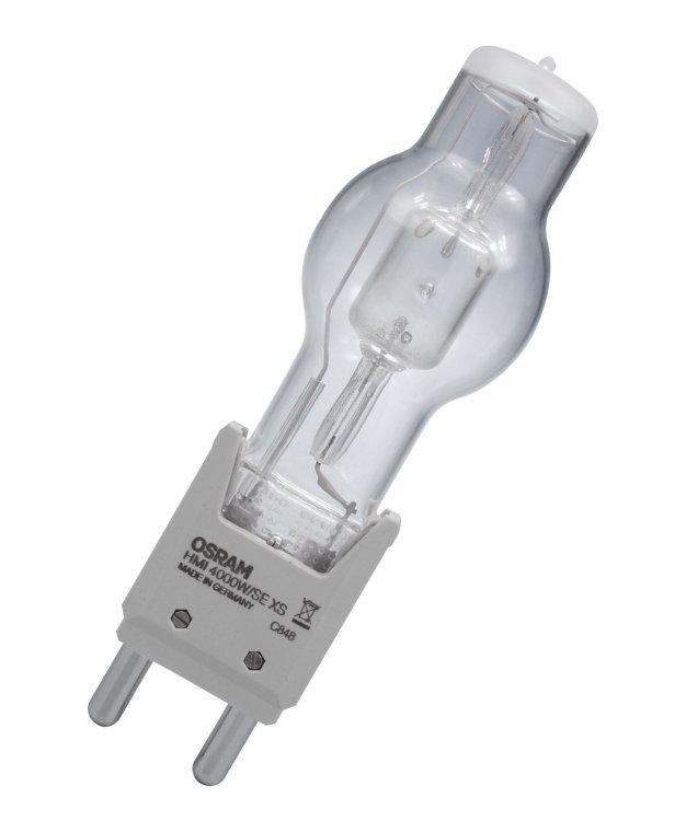 Ge Metal Halide Lamps Sds: HMI Single-End Lamps (other) HMI 4000W SE
