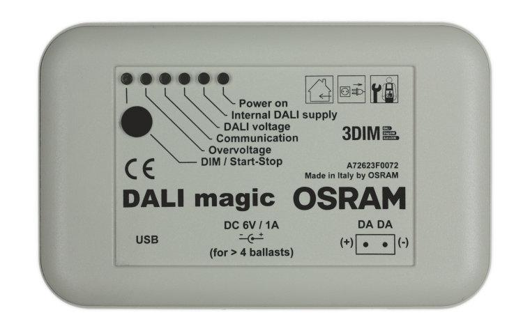 DALI magic DALI MAGIC/100- | OSRAM DS