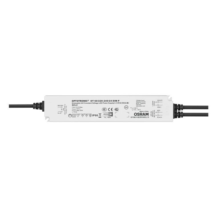 OSRAM OPTOTRONIC® OT 60//220-240//12 DIM P Dimmbare Konstantspannungsversorgung