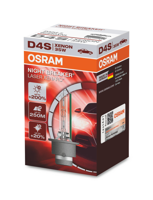 xenarc night breaker laser d4s osram automotive. Black Bedroom Furniture Sets. Home Design Ideas